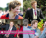 Pictures of Prince Harry Growing Up Through the Years