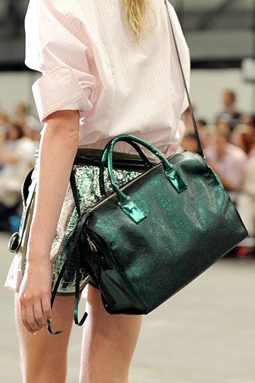 New York Fashion Week's Top Bags for Spring 2012