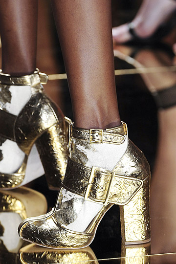 Spring 2012 New York Fashion Week Shoes