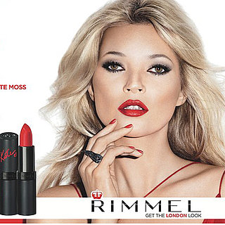 Kate Moss For Rimmel Lipstick: First Look