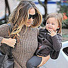 Sarah Jessica Parker and Tabitha Broderick in NYC Pictures