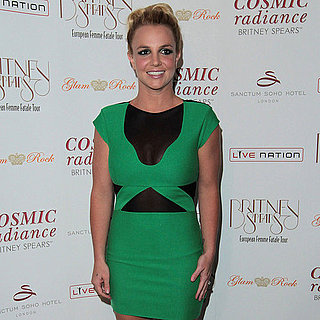 Britney Spears UK Tour Launch Party Pictures