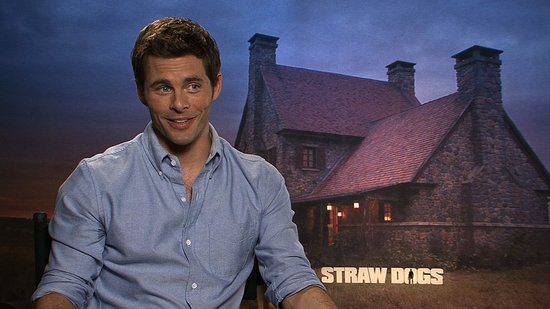 James Marsden Always Wanted Kate Bosworth to Play His Straw Dogs Wife