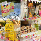 Take a Stroll Through This Beautiful Butterfly Garden Birthday Party