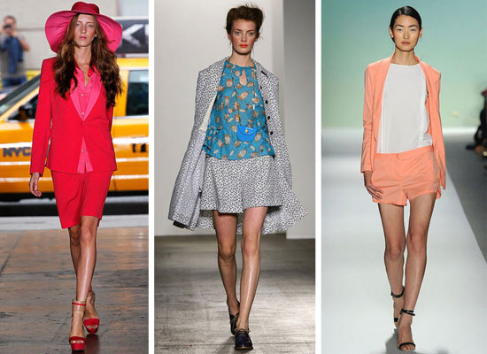 Runway Trend from Spring Summer 2012 New York Fashion Week ...