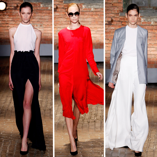 Yigal Azrouel: Spring 2012
