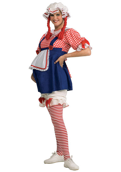 Rag Doll Mommy-to-Be Adult Costume