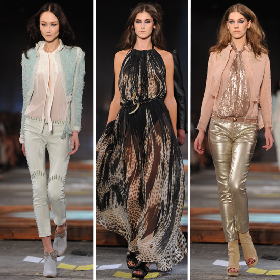 Just Cavalli: Spring 2012