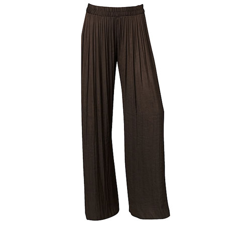A pair of nonblack pants is this season's must have, especially in a wide-legged silhouette.Witchery Wide Leg Trousers ($129.95)