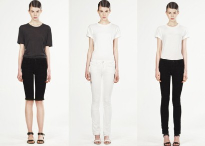Christopher Kane x J Brand Resort 2012