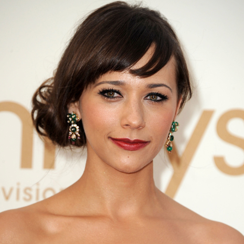Rashida Jones: Plum Gorgeous