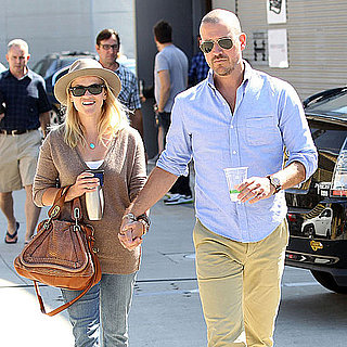 Reese Witherspoon and Jim Toth at Church Pictures