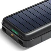 iPhone Solar Battery Charger Case