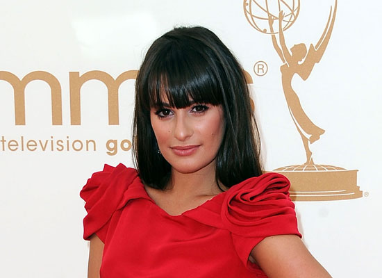 Pictures of the Beauty Looks from the 2011 Emmys Red Carpet Lea Michele, Sarah Hyland, Gwyneth Paltrow &amp; More!