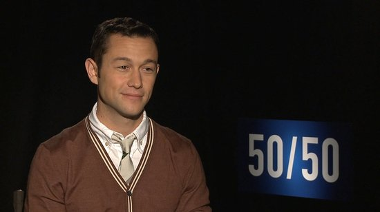 Video: Joseph Gordon-Levitt Reveals Plans For an Album, 50/50 Filming, and The Dark Knight Rises