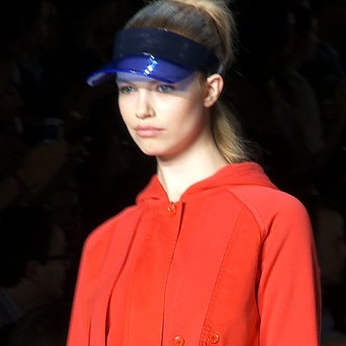 New York Fashion Week Spring 2012 Trends: Sporty