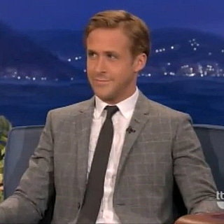 Ryan Gosling on Conan