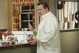 Eric Stonestreet as Cam on Modern Family.  Photo copyright 2011 ABC, Inc.