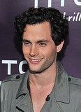 Gossip Girl's Penn Badgley at the launch of the new HTC Rhyme Android smartphone.