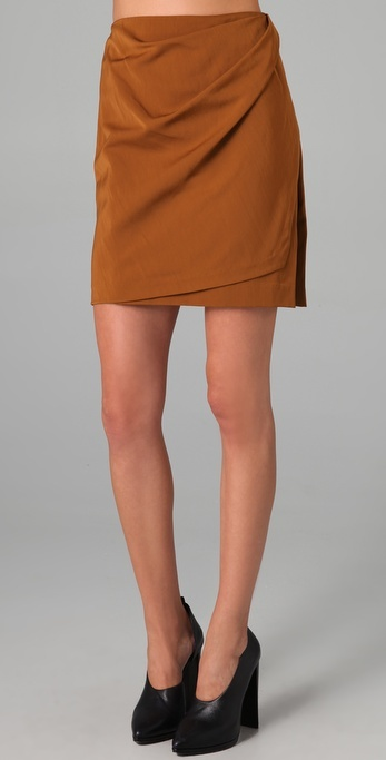Shop Wrap Skirts For Fall
