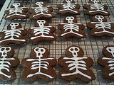 Skeleton Cookies