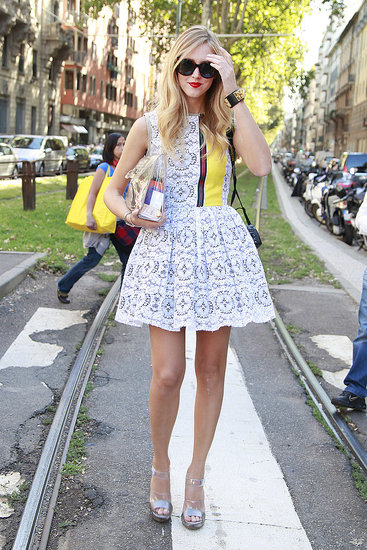 32 Striking Street-Style Looks From Day One of Milan Fashion Week