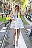 Spring 2012 Milan Fashion Week Street Style: Day 1
