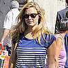 Bar Refaeli at Museum in Barcelona Pictures