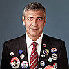 George Clooney in Parade Magazine Pictures