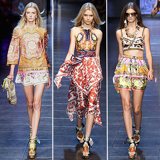 D&amp;G: Spring 2012