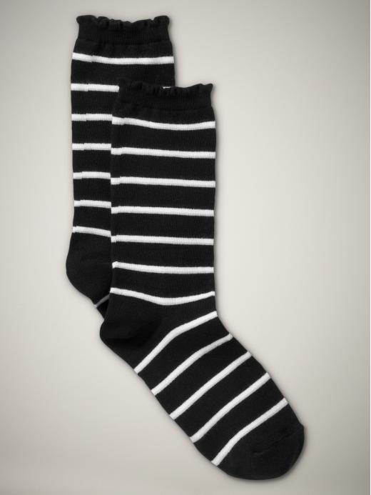Gap Stripe Socks ($8)