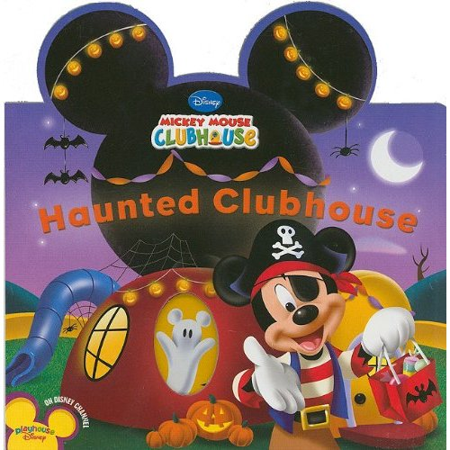 Mickey's Haunted Clubhouse