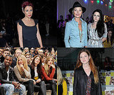 Front Row Celebrity Pictures at 2011 Spring London Fashion Week with Kristen Stewart, Kate Moss, Pippa Middleton