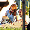 Celebrities on Set For the Week of September 21, 2011