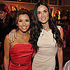 Eva Longoria, Demi Moore, Olivia Wilde at 2011 Variety Lunch