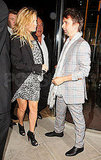 Kate Hudson and Matt Bellamy Dine With Kate Moss, Then Brunch With Bingham