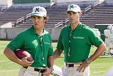 Matthew McConaughey and Matthew Fox, We Are Marshall