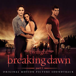 Twilight Breaking Dawn Soundtrack Full List of Songs