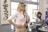 Eliza Coupe as Jane on Happy Endings.