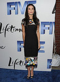 Demi Moore at the Five screening in NYC.