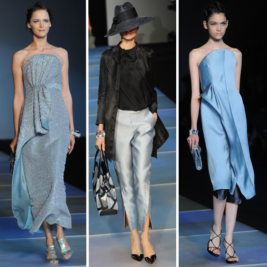 Giorgio Armani: Spring 2012