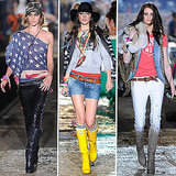 DSquared2: Spring 2012