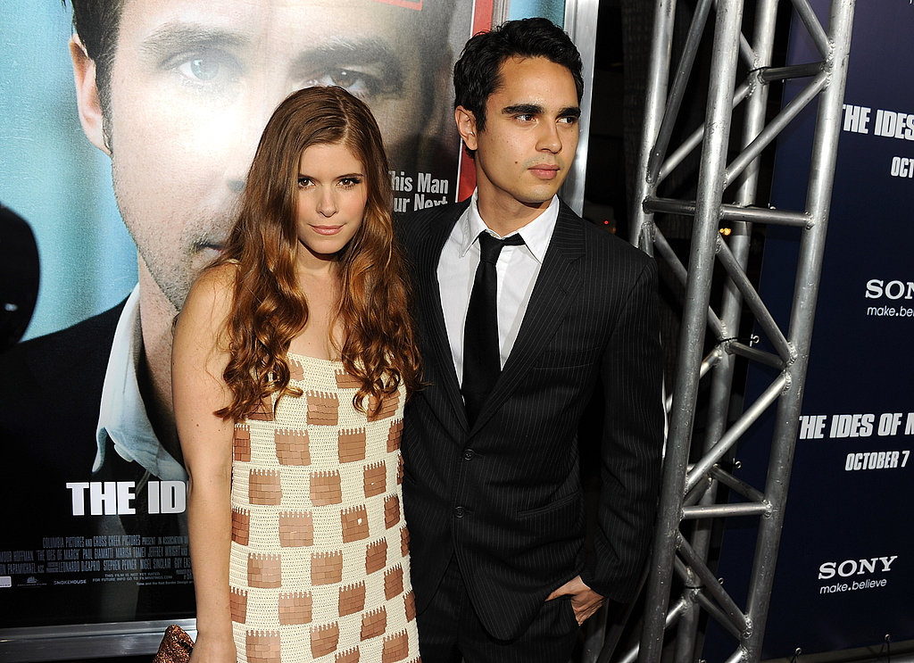 Kate Mara and Max Minghella were together at the The Ides of March premiere.