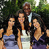 Khloe Kardashian and Lamar Odom Anniversary Pictures
