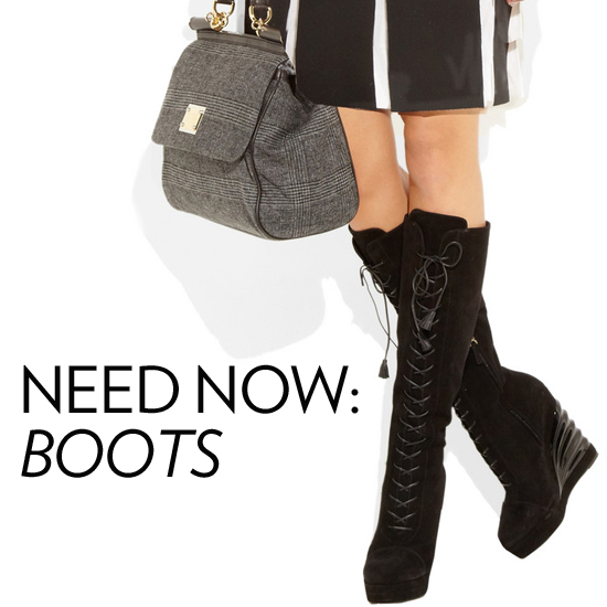 Must-Have Fall Boots For Every Girl, at Every Price