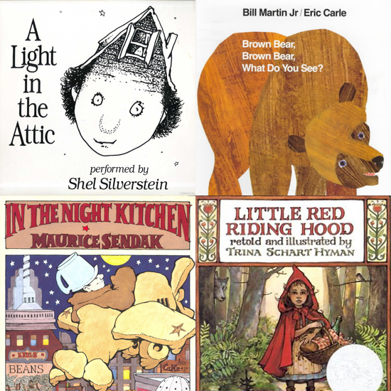 Lock 'Em Up: The Stories Behind Eight Banned Kids' Books