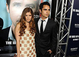 Kate Mara and Max Minghella