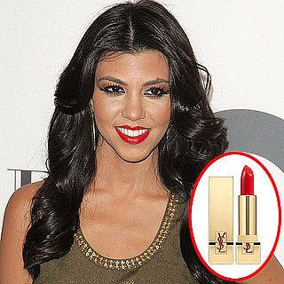 Kourtney Kardashian's Signature Lipstick Shade