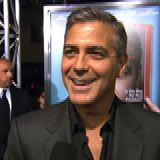 George Clooney & Ryan Gosling Ides of March Premiere [Video]