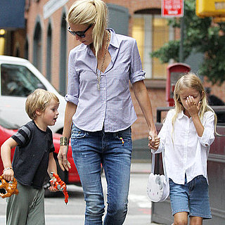 Gwyneth Paltrow Birthday Pictures With Apple and Moses Martin